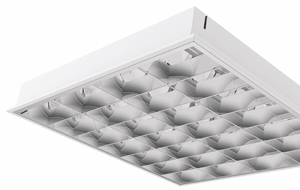 Recessed luminaires for individual mounting